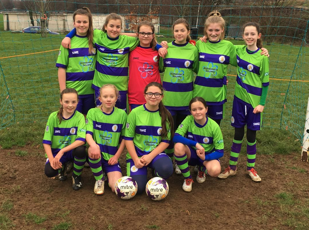 Plymouth Parkway Colts Girls U13's
